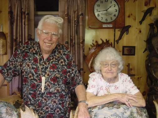 Bill and Anna Steckman