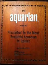 Jack Brown's Aquarian Award
